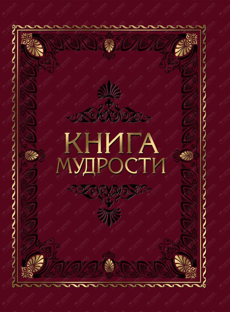 Книга мудрости (кожа)