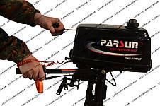 Лодочный 2-х тактный мотор Parsun T2.6С BMS, фото 3