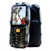 Противоударный телефон Land Rover D2016 DBEIF 13800mah 2 сим-карты + TV