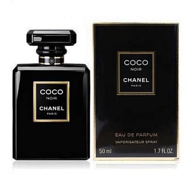 Женские французские духи CHANEL Coco Noir 35ml ОРИГИНАЛ парфюмированная вода, цитрусовый древесный аромат