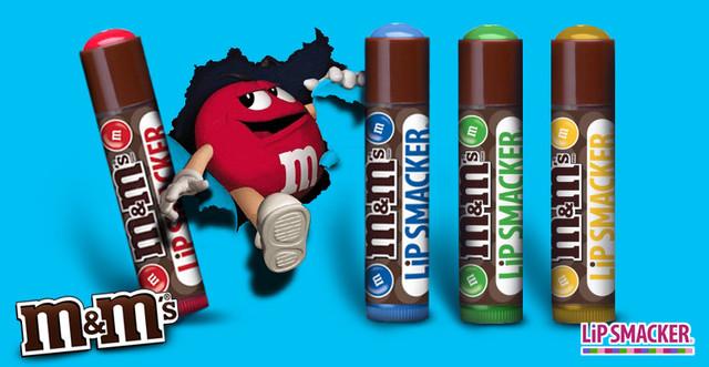 Бальзам для губ Lip Smacker M&M's Lip Balmзеленый купить