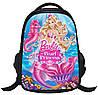 Школьные рюкзаки для девочек с рисунком Barbie