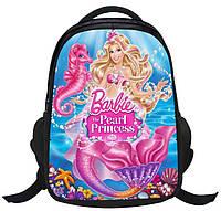 Школьные рюкзаки для девочек с рисунком Barbie, фото 1