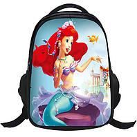 Школьные рюкзаки для девочек с рисунком русалки, фото 1