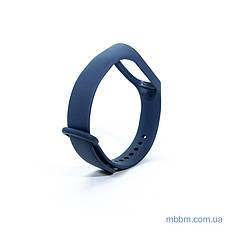 Ремешок для Xiaomi MI Band 3 blue, фото 3