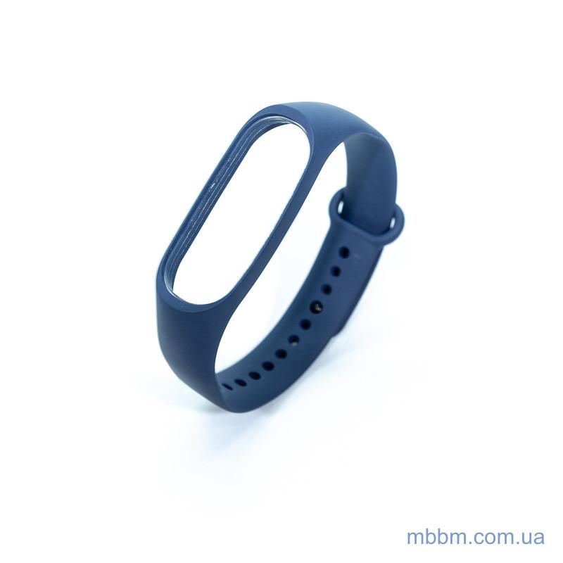 Ремешок для Xiaomi MI Band 3 blue