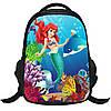 Школьные рюкзаки для девочек с рисунком русалочки