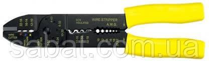 Обтискні кліщі для кабельних наконечників