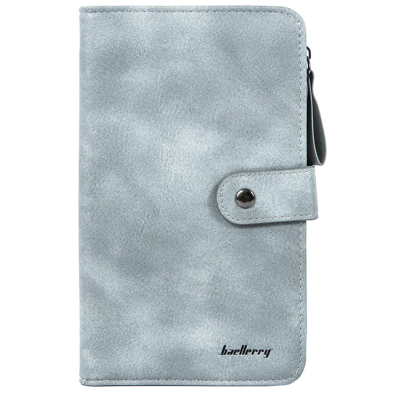 Кошелек, портмоне женский Baellerry JC224 серый