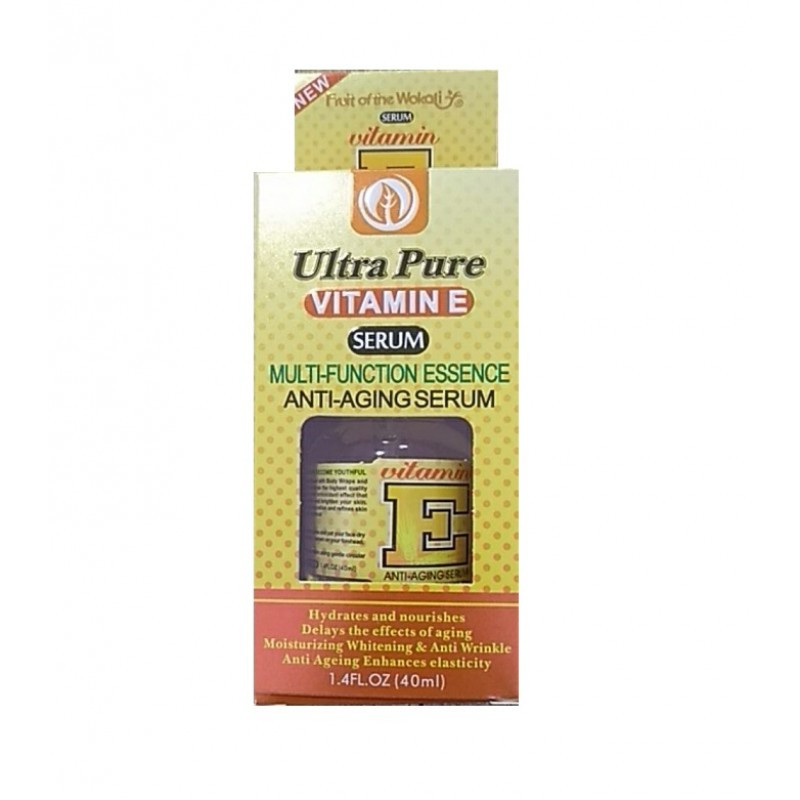 Сыворотка Wokali Ultra pure vitamin E