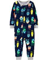 Пижама Carter's трикотажная темно-синяя (SS3032)