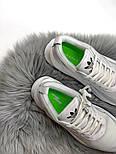 Женские кроссовки Adidas Shark Boost White. Живое фото. Реплика, фото 6