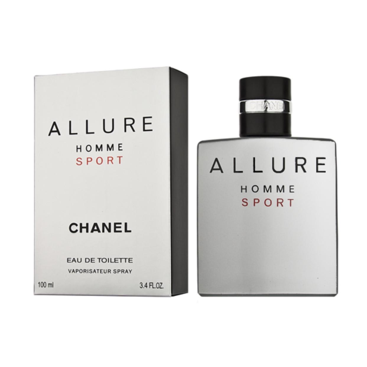 CHANEL Allure Homme Sport (Шанель Алюр Хом Спорт) туалетна вода 50ml