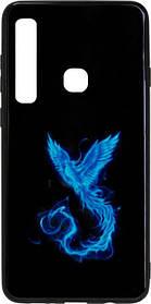 Чехол-накладка для Samsung (A920) 2018 Black Phoenix Luminous