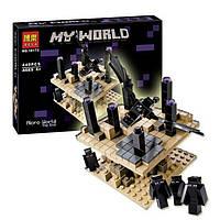 Конструктор Minecraft  Bela 10173 Майнкрафт 440 деталей, фото 1