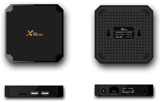 Android приставка Smart TV Box X96 Mini 2/16 Гб