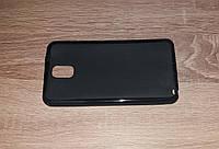 Чехол Samsung N900 Galaxy Note 3 накладка для телефона силиконовый Black