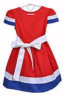 Платье   нарядное детское мемори М -945  рост 98 104 110 и 116, фото 1