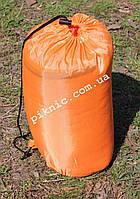 Спальный мешок однотонный. 200х70 см. Весна Осень.