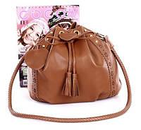 Стильная сумка мешок, фото 1