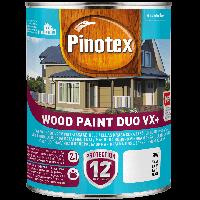 PINOTEX WOOD PAINT DUO VX+ BW, белый 2,5 л масляная краска