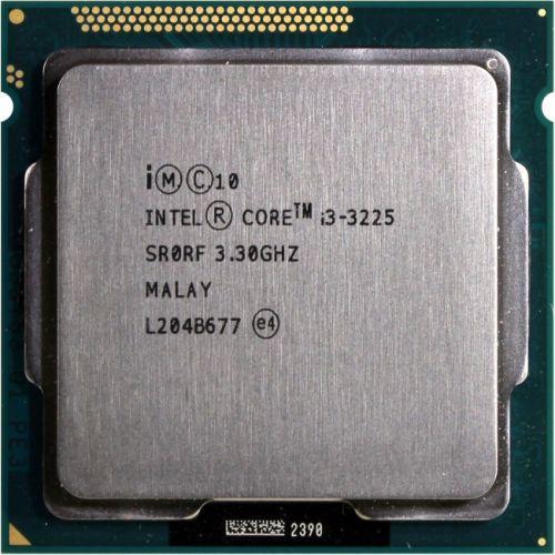 Процессор Intel Core i3-3225 /2(4)/ 3.3GHz HD4000 + термопаста 0,5г
