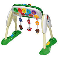 Chicco Deluxe игрушка Гимнастический развивающий центр 3 в 1