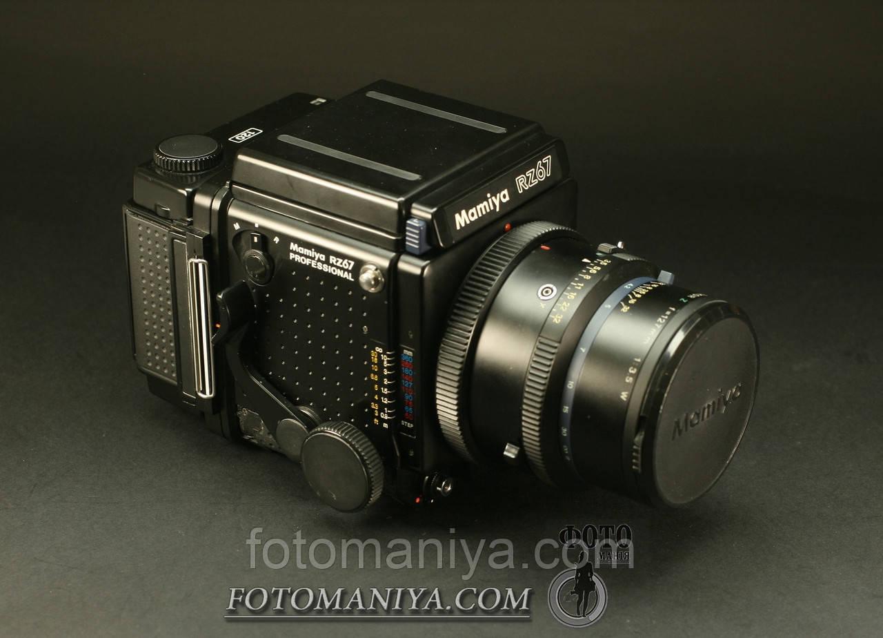 Mamiya RZ67 kit Mamiya-Sekor Z 127mm f3,5W