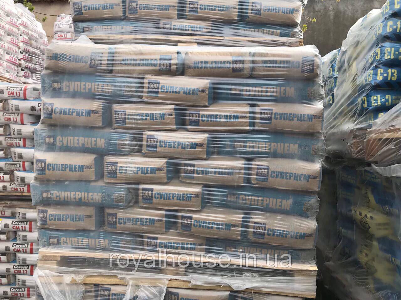 Цемент А-500  25 кг
