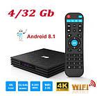 Android приставка Smart TV Box Т9 4/32 Гб + Bluetooth, фото 2