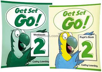 Английский язык / Get Set - Go! / Pupil's+Workbook. Учебник+Тетрадь (комплект), 2 / Oxford