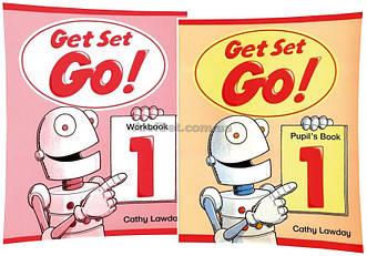 Английский язык / Get Set - Go! / Pupil's+Workbook. Учебник+Тетрадь (комплект), 1 / Oxford