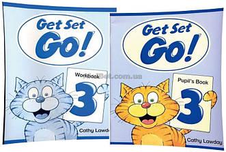 Английский язык / Get Set - Go! / Pupil's+Workbook. Учебник+Тетрадь (комплект), 3 / Oxford