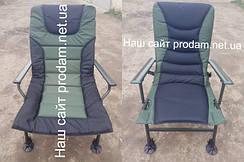 Карповые кресла, заброды для рыбалки