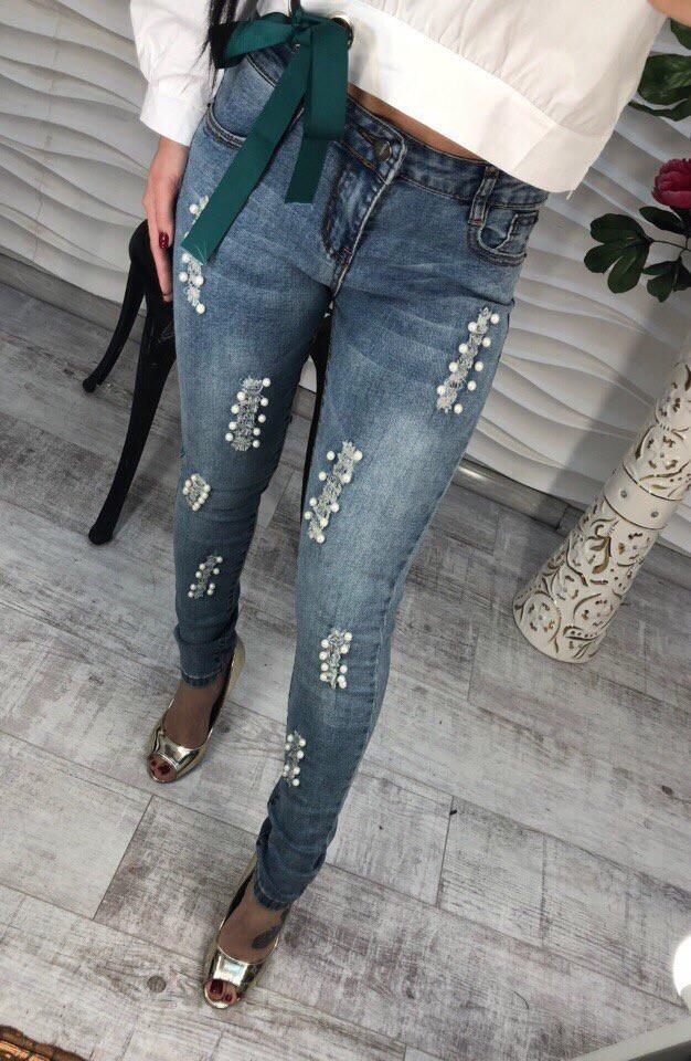Качественные женские джинсы