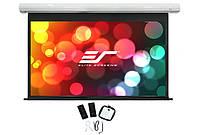 """Elit Screens SK110XHW-E24 (110"""") моторизованный проекционный экран, фото 1"""