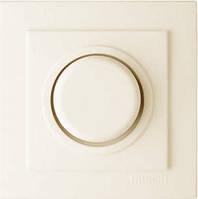 Светорегулятор с подсветкой (600w) Nilson Touran - крем