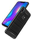 Чехол Carbon для Huawei P Smart Plus (2 цвета), фото 4