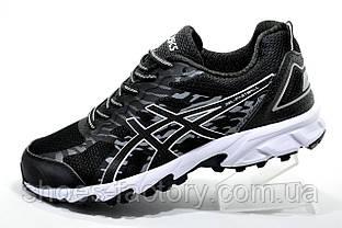 Кроссовки для бега в стиле Asics, Black\White
