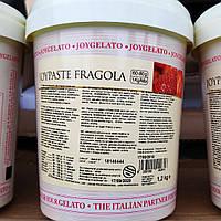 """Натуральная паста со вкусом клубники """"Joypaste Strawberry"""", Италия (фасовка 1,2 кг)"""