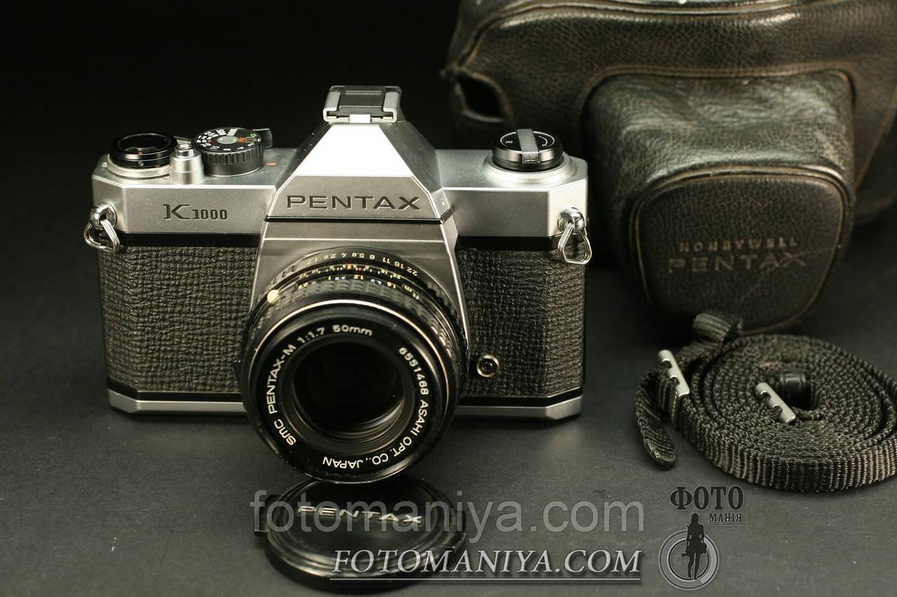 Pentax K1000 SMC Pentax-M 50mm f2.0