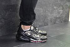 Мужские кроссовки Nike Air Max 270,сетка,милитари 44р, фото 3
