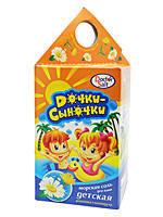 ЗДетская морская соль для ванн ТМ «Дочки-сыночки» 150 г, с экстрактом ромашки и календулы