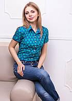 Блуза-рубашка из изумительно приятной, тонкой и гладкой ткани