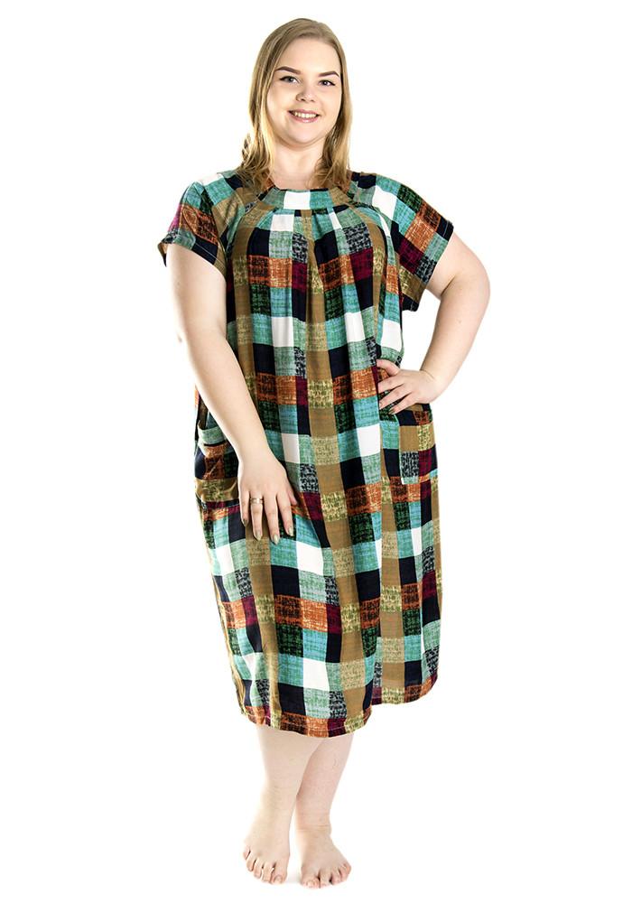 Женское летнее платье 1204-19