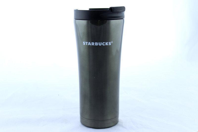 Термокружка Starbucks-3 (6 цветов) Черная