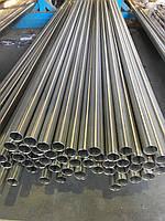 Шлифовка полировка металлических труб
