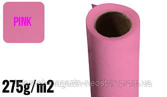 Студийный полиэстеровый фон Massa 1,5х5 м (розовый)