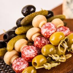БАКАЛЕЯ(оливки, маслины, ананас, грибы, морская капуста, специи, крупы)