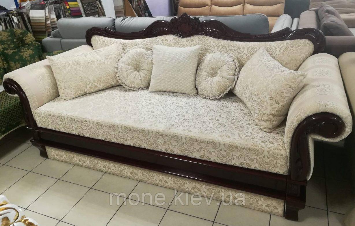 Диван в стиле барокко со спальным местом Ричард